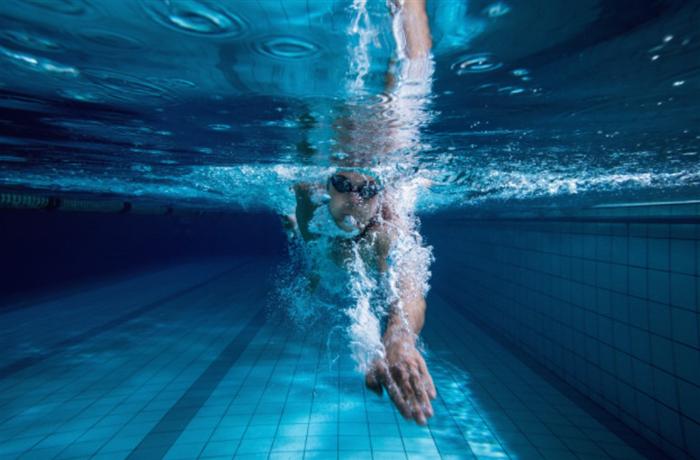 水泳ダイエットに最適なクロール