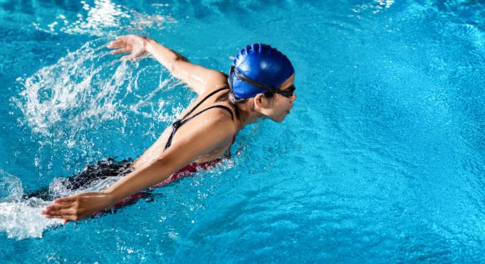水泳ダイエットに最適なバタフライ