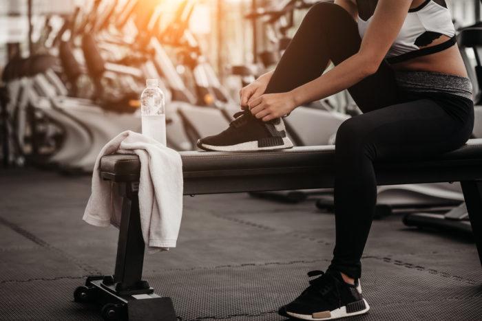 運動する際の注意点