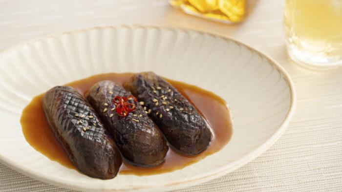 「茄子のオリーブオイル南蛮漬け」茄子嫌いも唸る万能作り置き低糖質レシピ