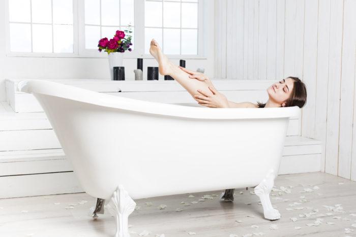 消費 半身 カロリー 浴 半身浴ダイエットの方法って?消費カロリーなど効果を紹介!