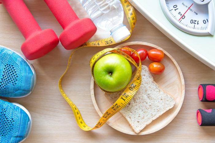 健康的なダイエット